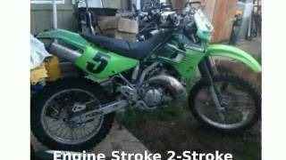 4. 2005 Kawasaki KDX 50 - Details and Specs