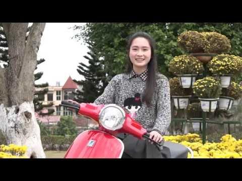 Video 2: Giới thiệu Xe đạp điện DK Bike
