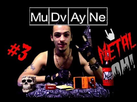 Metal Oh! - #3 MuDvAyNe