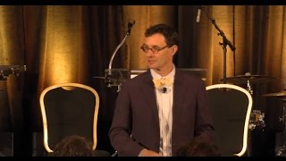 Steven Tepper, dean of Arizona State University's Herberger Institute for Design and the Arts, presents the Monday Keynote at the GIA 2014 Conference in ...