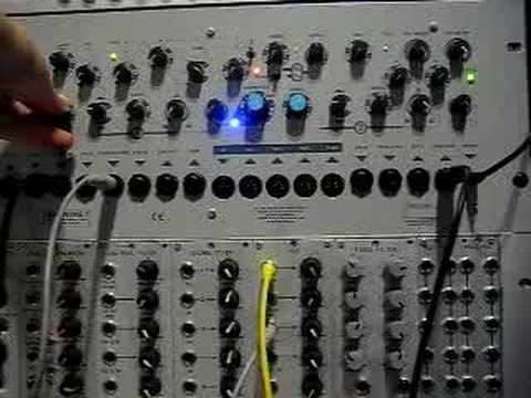 Sherman Filter Bank played as MONO analog Synth