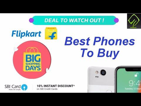 Best Phone to Buy on Flipkart Big Shopping Day Dec 7th – 9th