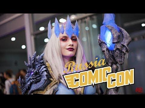 Косплей - Игромир/КомикКон Россия 2017 | ComicCon Russia 2017 Cosplay Showcase [DreamCreed]