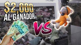 Video Quién gana más Peluches!?? Reto $2000 al ganador MP3, 3GP, MP4, WEBM, AVI, FLV September 2019