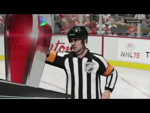 Where - Don't use Gl*tches in NHL 15. You may get Banned. - I would know! XD My Twitter: BaconCountryYT.