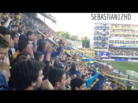 Video - GOL DE MONZON Y FIESTA TOTAL / Boca Campeon 2015 - La 12 - Boca Juniors - Argentina