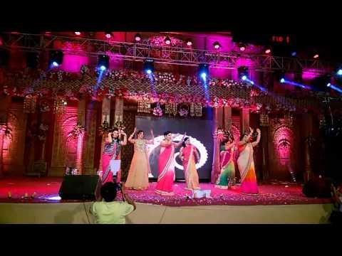Sajna Hai Mujhe Sangeet Dance