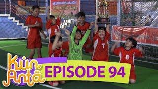 Video Hebat! Tim Futsal Kun Anta Berhasil Jadi Juara  - Kun Anta Eps 94 MP3, 3GP, MP4, WEBM, AVI, FLV November 2018