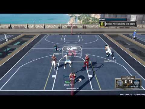 NBA 2K16 Saucing...