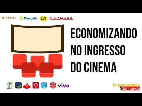 Kinoplex - Economizando no ingresso do cinema