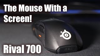 Welcome to Melonic!SteelSeries Rival 700: http://amzn.to/2nDTjVtHey everyone! Today we are going to be doing a review of the SteelSeries Rival 700 Gaming Mouse! The SteelSeries Rival 700 is the most insane and unique mouse that I have ever seen. The Rival 700 has so many cool features, including a screen. Yes this mouse has a screen. It also features many other awesome features such as tactile alerts, RGB LED lighting and replaceable modules. So come and check out this mouse with me, on my review of the SteelSeries Rival 700 Gaming Mouse!1K giveaway: https://www.youtube.com/watch?v=wdh6Bpu73I4Kit Setups:https://kit.com/Melonic/gaming-setuphttps://kit.com/Melonic/camera-equipmenthttps://kit.com/Melonic/on-the-go-gaming-setupConnect with us:Teamspeak 3: Infamous.Ts.NFOServers.comTwitter: Melonic_Instagram: Melonic_Thank you so much for watching if you enjoyed please leave a comment, like, subscribe and share!