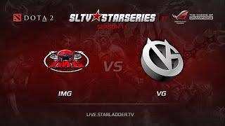 VG vs IMG.cn, game 1