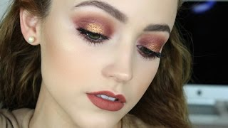 Anastasia Modern Renaissance | Makeup Tutorial by Kathleen Lights
