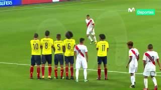 Video Perú 1 - 1 Colombia: Revive el gol de Paolo que nos puso en el repechaje MP3, 3GP, MP4, WEBM, AVI, FLV Februari 2018