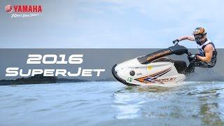 6. 2016 Yamaha SuperJet