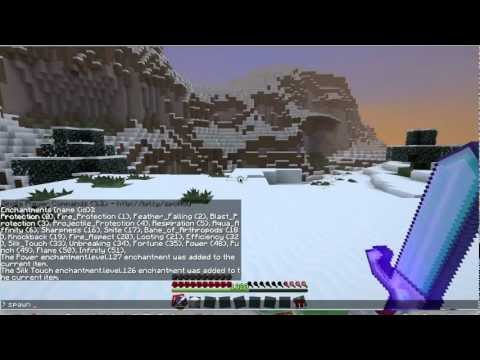 Minecraft:how to get lv 100 enchantments!