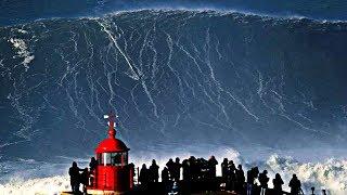 Video 10 Biggest Waves Ever Recorded MP3, 3GP, MP4, WEBM, AVI, FLV Maret 2019