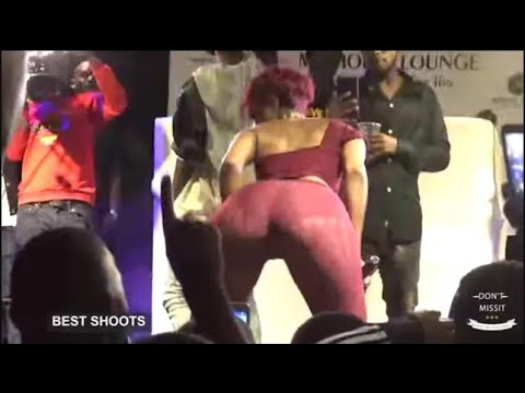 Don't Watch this Video if You still Y0ung, Sheebah made her Pants Wet