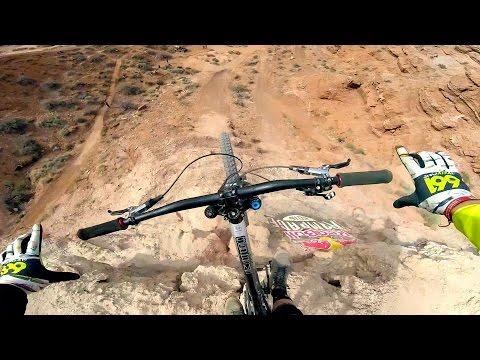 GoPro: Revenge at Red Bull Rampage 2016 (видео)