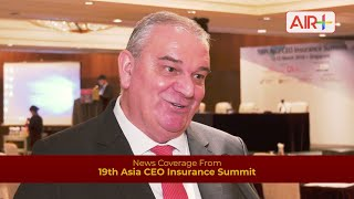 Insights from the 19th Asia CEO Insurance Summit - Ray Ferguson
