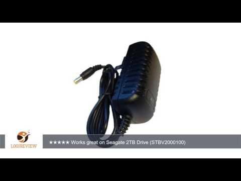 UpBright® New Global AC / DC Adapter For Seagate Backup Plus Stca1000100 Stca2000100 Stca3000101