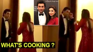 What's cooking between Bollywood actor Ranbir Kapoor and Pakistani Actress Mahira Khan? Watch the story.Subscribe now and watch for more of Bollywood Entertainment Videos at http://www.youtube.com/subscription_center?add_user=bollywoodnowRegular Facebook Updates https://www.facebook.com/bollywoodnow.  Twitter Updates https://twitter.com/bollywoodnow  Follow us on Pinterest: https://pinterest.com/bollywoodnow  Follow us on Google+ : https://plus.google.com/+bollywoodnow