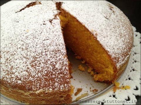 bimby - torta alle carote
