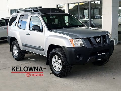 Pre-Owned 2007 Nissan Xterra Off-Road