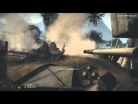 обзор Battlefield Bad Company 2 Vietnam