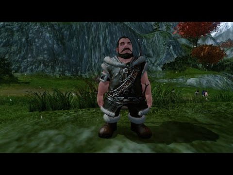 ArcheAge - PTS 3.0 - Stream Recording - Checking Out Dwarf Story Line [ENG/PL]