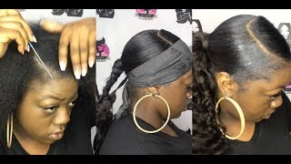 Video Invisible Ponytail With Swoop MP3, 3GP, MP4, WEBM, AVI, FLV Oktober 2018
