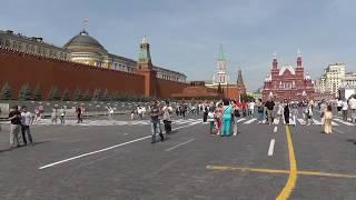 Москва летом Музеи Москвы