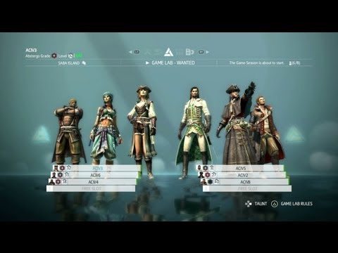 multiplayer - A commentary over some 1080p direct feed AC4 Multiplayer gameplay from E3. Make sure you're subscribed for future multiplayer videos and my E3 interviews for...