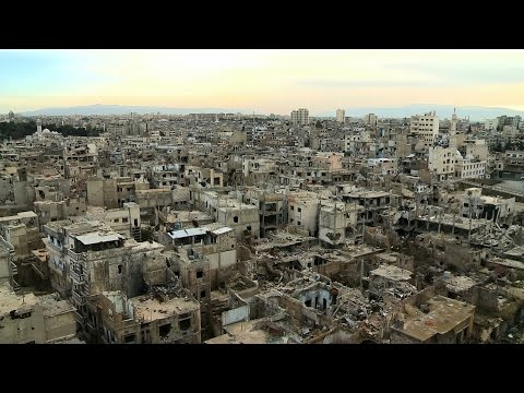 Syria: Heading Home to Ruins