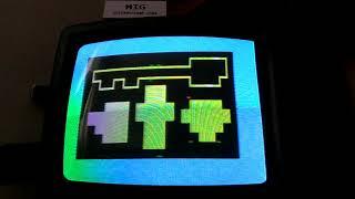 Venture [Skill 4] (Intellivision) by MIG