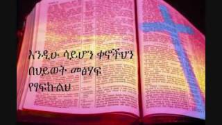 Ethiopian Amharic Christian Believe Video
