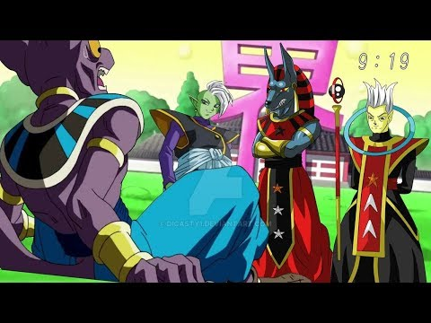 Dragon ball super next god of destruction hindi
