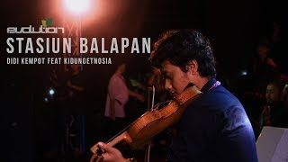 Video Evolution#9 - STASIUN BALAPAN - Didi Kempot Feat KidungEtnosia MP3, 3GP, MP4, WEBM, AVI, FLV Juni 2019