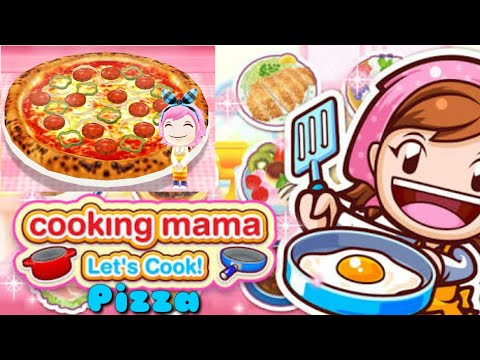 "GAME COOKING MAMA ""PIZZA"""
