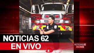 Paramédicos hacen una gran labor – Noticias 62 - Thumbnail