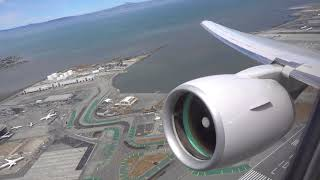 Video UNITED AIRLINES Boeing 777-200 / San Francisco to Honolulu / 4K Video MP3, 3GP, MP4, WEBM, AVI, FLV Oktober 2018