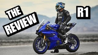 10. YAMAHA R1 REVIEW | MOTO6 REVIEW