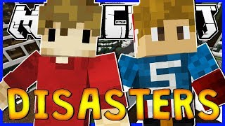 GRIAN THE DISASTER MASTER!?   Minecraft Disasters   With Grian