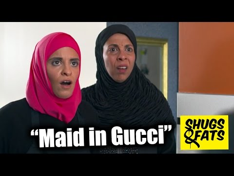 SHUGS & FATS: Maid In Gucci