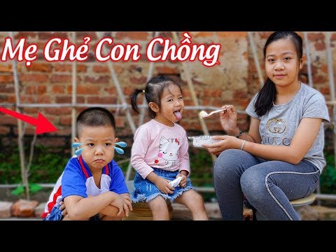 Trò Chơi Mẹ Ghẻ Con Chồng - Bé Nhím TV - Đồ Chơi Trẻ Em Thiếu Nhi - Thời lượng: 10:16.