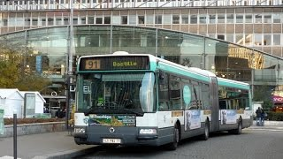 Video Paris buses 2011 MP3, 3GP, MP4, WEBM, AVI, FLV Agustus 2017