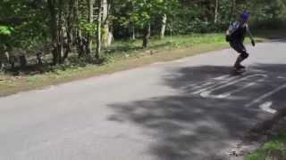 "Mindless Voodoo - Makali DH  33,5"" longboard"
