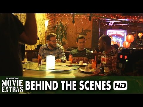 The Night Before (2015) Behind the Scenes - Full Version