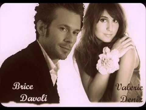 Tekst piosenki Brice Davoli - Stay with me (Valerie Deniz) po polsku