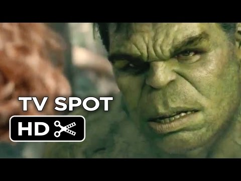 Avengers: Age of Ultron Super Bowl TV Spot (2015 ) - Avengers Sequel Movie HD thumbnail